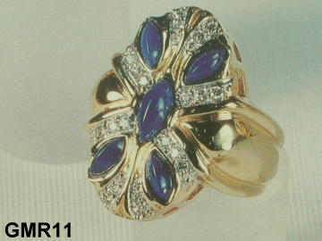 Vintage Gold Ring, Made To Order