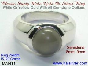 Custom Gents Rings