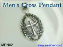 religious pendants for men