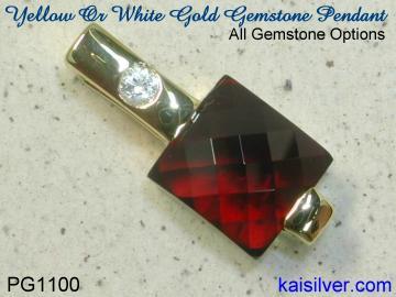 Garnet Gemstone Jewellery
