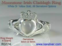 sapphire gold ring men's