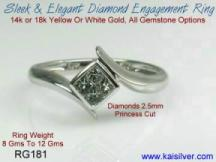 Afforadable diamond rings, custom fine jewelry