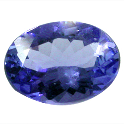 Tanzanite Gemstones Oval Shape
